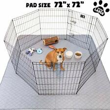 Waterproof Puppy Whelping Pad - Washable Super Absorption, The Durable, Non Slip