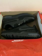 Nike Air Max LTD 3 Triple Black 687977-020 Running Shoes Men's NEW Size 10