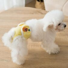 Pet Dogs Physiological Pants Puppy Sanitary Diapers Pet Cute Underwear Clothes