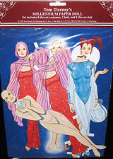 Tom Tierney Paper Doll s Mint Cond. Factory Sealed Package B. Shackman Company