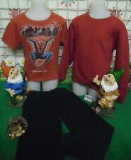vêtements occasion garçon 6 ans,tee-shirt SPIDERMAN,bas de jogging,sweat