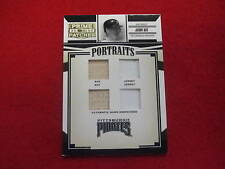 2005 Prime Patches Jason Bay quad relic card Pirates  jersey bat Pirates # 5/150