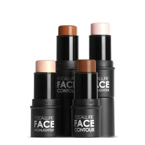 Highlighter Pen Face Concealer Contouring Bronzer Brighten 3D Contour Makeup Glo