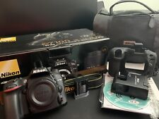 Nikon D7100 24.1 MP Digital SLR Camera - Black Body only and accessories