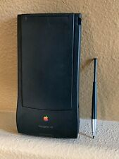 Apple Newton MessagePad 120 Model H0131 with Stylus and Flash Storage Card WORKS