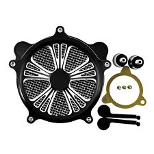 Stage 1 Air Cleaner Gray Intake Filter Fit For Harley Touring 2017-2019 Softail