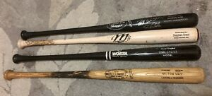Milt May 1977-79 H&B Game used bat. Pirates, Tigers, Giants, Astros, White Sox
