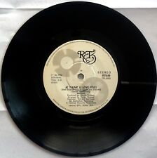 """Rare ABIGAIL 45"""" Je T'aime 1973 R&T label South Africa NEW number 96"""