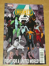 AVENGERS MIGHTY #5 FN (6.0) MARVEL VARIANT EDITION MARCH 2014