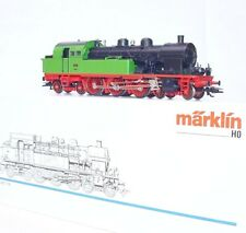 "Marklin AC HO 1:87 ""WÜRTTEMBERG"" Green T18 STEAM TANK LOCOMOTIVE NEW! MIB`90!"