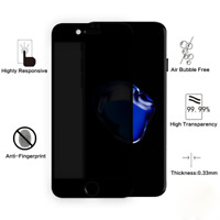 For iPhone 8 7 6s 6 Plus 10D Tempered Glass Privacy Screen Protector Full Cover