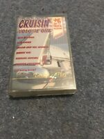 cruisin vol 1 - music tape cassette