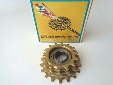 *NOS Vintage 1980s REGINA EXTRA ORO 14-18 cogs 5 Speed ISO freewheel cassette