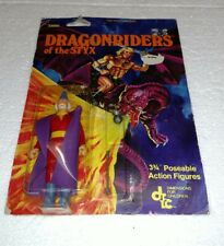 DFC DRAGONRIDERS OF THE STYX THE WIZARD NEW ON CARD