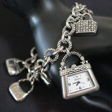 Brighton Sonoma Bracelet Watch Purse Handbag Charm