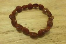 Amber coloured bracelet