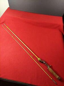 PGS.6 Vintage Fishing Rod Pole