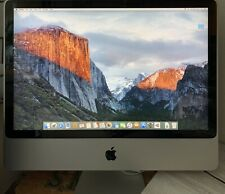 """Apple iMac A1225 24"""" Desktop - MB418LL/A (March, 2009) Used in Perfect Condition"""