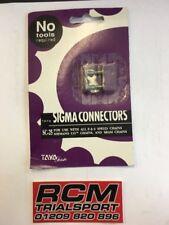 2X MTB PUSH BIKE SPLIT LINK TAYA 'SIGMA CONNECTORS' FOR 5 & 6 SPEED CHAINS SC-25