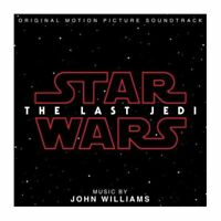 STAR WARS - THE LAST JEDI : SOUNDTRACK CD ~ JOHN WILLIAMS *NEW*