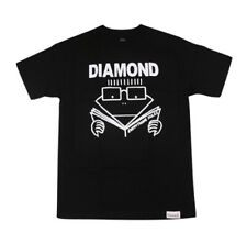 DIAMOND SUPPLY EVERYTHING RULES CREWNECK SHIRT MENS 2XL CHARACTER GRAPHIC RARE !