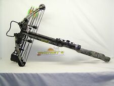 Parker Enforcer High Performance Crossbow Package-Illuminated Reticle Scope