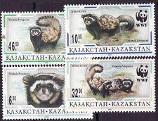 Kazakstan 1997 - MNH - Dieren/Animals/Tiere  (WWF/WNF)