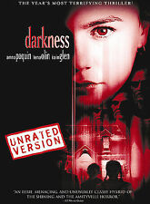 Darkness (Dvd, 2005, Unrated Version)