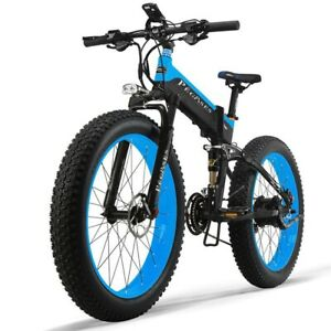 Fat tire electric bike 1000w 30-60 Delivery 48v Samsung Battery 26 Inch Wheels