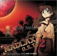 New 0326 MADLAX ORIGINAL SOUNDTRACK VOL.2 CD Songs Music Game Anime