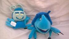 2 x Disney Bugs Life caratteri DIM pouf a sacco GIOCATTOLO MORBIDO E Tuck & Roll G25