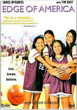 EDGE OF AMERICA RARE DVD Women's High School Basketball Native American