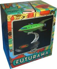 Futurama Planet Express Ship Model QMX Mini Masters Loot Crate NEW exclusive
