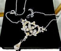 Art Deco Rhinestones necklace