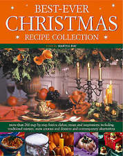 Best-ever Christmas Recipe Collection by Day, Martha Paperback Book 2010 (NF26)