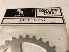 Vintage Sakae SR Ovaltech Chainring MTB 32T
