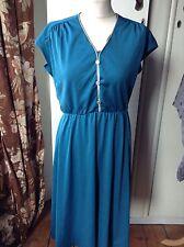 Handmade Polyester 1970s Vintage Dresses for Women
