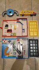 Micro Machines Play Sets - Airport /Marina - City Service - Truck
