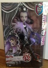 Monster High Clawdeen Wolf poupée monstre du chic Entièrement neuf dans sa boîte RARE ORIGINAL Circus