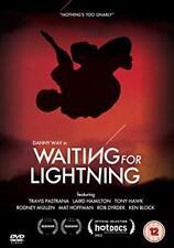 Waiting For Lightning ( Skateboarding) DVD New/Sealed  Region 4 (D227)