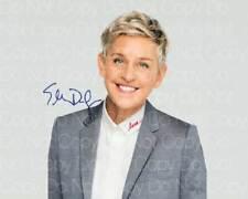 Ellen Degeneres signed 8X10 photo picture poster autograph RP
