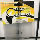 Team Orion Micro Aluminum Wheel Locknuts Black 48029