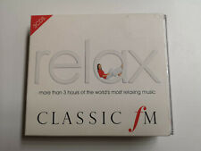 Classic FM Relax (2007) 3 Disc CD Box Set