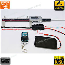Security Video Camera Anti Theft Vandal Device Surveillance System No Spy Hidden