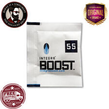 Integra Boost Rh 55% 4gram 2-way Humidor Bulk Multipack + Free Shipping!