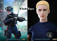 Female SWAT Policewoman 1/6 Scale Action Figure  Mini Times Toys M016 USA