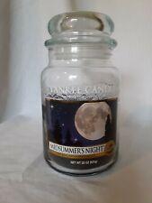 Midsummer's  Night Yankee Candle