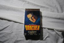 Dracula Carl Laemmle VHS Tape