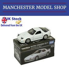 UK Stock - Tomica Premium 38 Mazda Savanna RX7 FC3S white SEALED