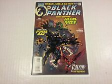 The Black Panther #17 (1998 Series), Luke Cage, Iron Fist, and Falcon Apps., NM-